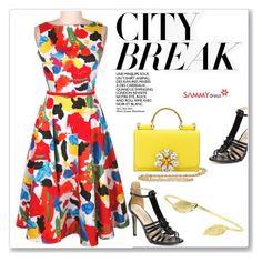 """Sammy Dress 54/60"" by amra-mak ❤ liked on Polyvore featuring Dolce&Gabbana and sammydress"