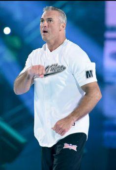 Shane McMahon at WrestleMania 32