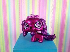 "*Perfect Pet for your Monster High Dolls"" - Littlest Pet Shop Dog Puppy OOAK Custom Hand Painted Littlest Pet Shop LPS | eBay"