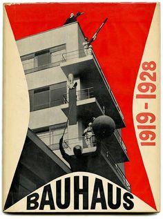BAUHAUS 1919 - 1928Herbert Bayer, Walter Gropius and Ise GropiusNew York, Museum of Modern Art, First Edition1938