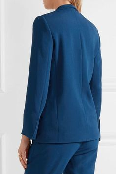 Stella McCartney - Mattea Stretch-cady Blazer - Cobalt blue - IT48