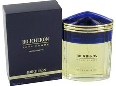 Boucheron pour homme was introduced by boucheron in 1999. Boucheron pour homme is packaged in an award-winning bottle design. This signature scent features notes of verbena, orange, basil, amber, heliotrope, bergamont, juniper berry, geranium, amber, vetiver, moss, sandalwood and vanilla. Boucheron pour homme is a refined yet casual fragrance, for the man of distinction and style.