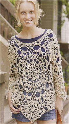 Convertible Crochet from KnitPicks.com Knitting by Doris Chan On Sale
