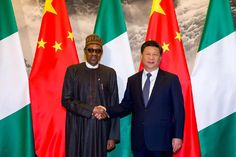 Buhari Celebrates With China On Her New Lunar Year