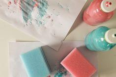 DIY: tee itse maalia tutuilla aineksilla - halpaa ja helppoa!