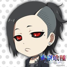 Uta-kun is just perfection Tokyo Ghoul