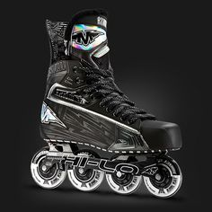 Mission Axiom T.9 Roller Hockey Skate Roller Hockey Skates, Gifts For Boys, Cleats, Skating, Sports, Stuff To Buy, Training, Gift Ideas, Life