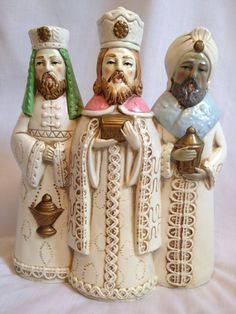 Three+Kings/Three+Wise+Men+Music+Box++by+WillowTreeTradingCo,+$24.00