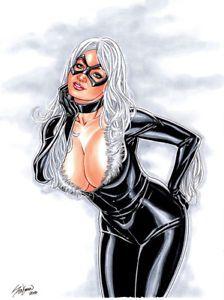 Pin On Black Cat Marvel