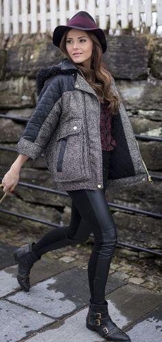 Love that coat!!