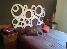 Todos los pasos para elaborar un cabecero para el dormitorio diferente