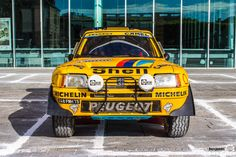 205 Turbo 16, Rallye Paris Dakar, Rallye Raid, Automobile, Alfa Romeo Cars, Bmw Series, Pedal Cars, Audi Tt, Cars