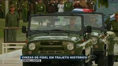 Galdino Saquarema 1ª Página: As cinzas de Fidel atraem multidões nas ruas de Cu...