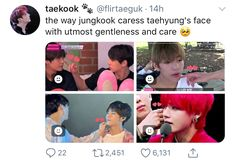 Taekook, Vkook Memes, Bts Memes, Bts Lyric, Bts Tweet, Bts Video, I Love Bts, Bts Photo, Bts Taehyung