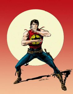 Zagor and the moon ll