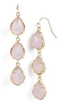 Kendra Scott 'Kyla' Linear Earrings | Nordstrom