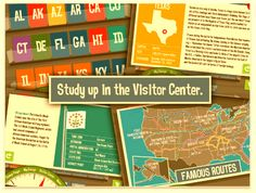 Are We There Yet? 6 Smart Kids Apps for Your Next RoadTrip - Geography Drive USA $3.99 iphone/pad, android, kindle fire, nook