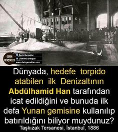 Abdülhamid Han Wonderful Things, Islam, Istanbul, Real Life, Knowledge, Facts, Technology, Words, Outdoor