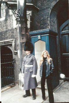 Dalida à Londres