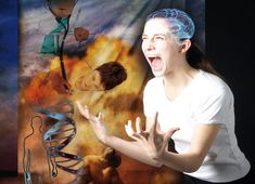 Psychology, Health, Painting, Woman, Psicologia, Health Care, Painting Art, Paintings, Women