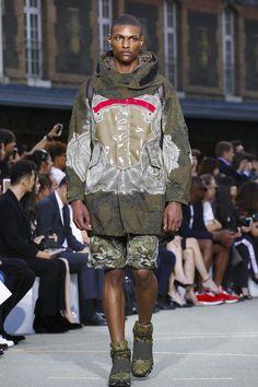Givenchy Menswear Spring Summer 2017 Paris