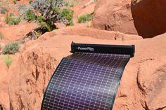 LightSaver Max- Portable Solar Charger (5)