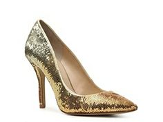 Enzo Angiolini Persist Pump, sparkle and glitter!! I love 'em