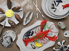 'papercut' series by fideli sundqvist.