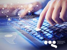 Innovación tecnológica. EOG SOLUCIONES LABORALES. En Employment, Optimization & Growth, sabemos que ir a la vanguardia es vital para ofrecer un servicio excepcional, así como para hacer más cómodo el seguimiento de nuestro trabajo y consulta de datos. Por lo cual, contamos con herramientas tecnológicas que facilitan a nuestros clientes la consulta de información en tiempo real. Le invitamos a visitar nuestra página en internet www.eog.mx. #solucioneslaborales