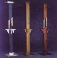 Basement Pole Tables I Posted This Because My Family Once