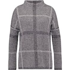 By Malene Birger CAJAH Sweter dark grey