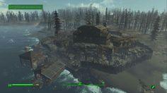 Fallout 4 Settlement Ideas, Base Building, Fallout Art, Canon, Video Games, Gaming, Inspiration, Life, Biblical Inspiration