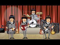 The Lego Beatles-happy birthday Silly Birthday Wishes, Happy Birthday Beatles, Funny Happy Birthday Song, Happy Birthday George, Birthday Jokes, Happy Birthday Cake Images, Birthday Cartoon, Happy Birthday Minions, Happy Birthday Messages