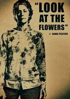 The Walking Dead (2010-?) Carol Peletier ~ Melissa McBride