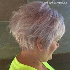 Best Short Haircuts for Women Over 50 - 1 #ShortBobs