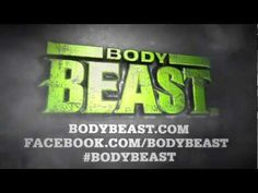 BODY BEAST - Be the first to get a sneak peek at the new Beachbody workout, Body Beast!