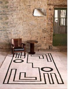 Ceadogan Rugs - A Place To Gather   Modern Irish Craft