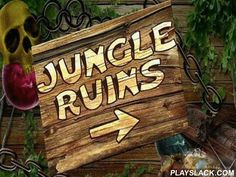Jungle Ruins HD  Android Game - playslack.com , Jungle Ruins HD -  a shinny problem in which you need to assist a primate to make the route through hindrances and to get out of the jungle.  Use physics laws to unravel problems to find the route.  problems are very genuine and their effort grows with each stage.  In the game there s a genuine sound and well analyzed  graphics.