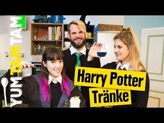 Harry Potter Zaubertränke // Felix Felicis & Vielsafttrank // #yumtamtam - YouTube