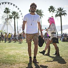 Raphael S. - Coachella chella