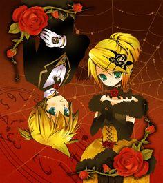 """Kagamine Rin & Len's """"Daughter of Evil/Servant of Evil"""""""