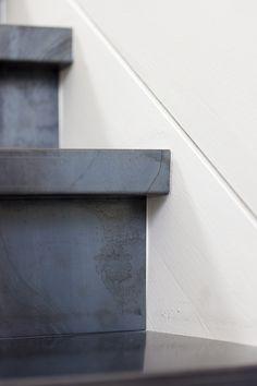 Trappencollectie ontworpen door Bertram Beerbaum voor Upstairs. #Upstairs #BertramBeerbaum #Trap #Designtrap #Interieurdesign #Productdesigner