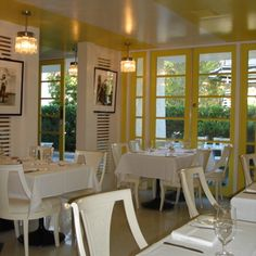 Restaurants - Citron - Palm Springs