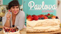 Raiza Costa ensina como fazer um Pavlova