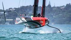 Sail World, America's Cup, Dangerous Minds, Cool Boats, Sailing Boat, Sailboat, New Zealand, Cruise, Ships