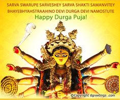Happy Durga Puja ..