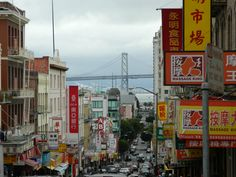 China Town ~ San Franscisco