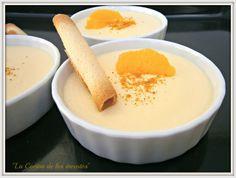La Cocina de los inventos: Natillas a la Naranja