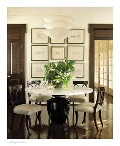 dining | interiors | february/march 2012