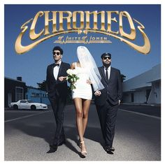 "Chromeo – ""Jealous (I Ain't With It)"" [new album, White Women, in stores May 12th]"
